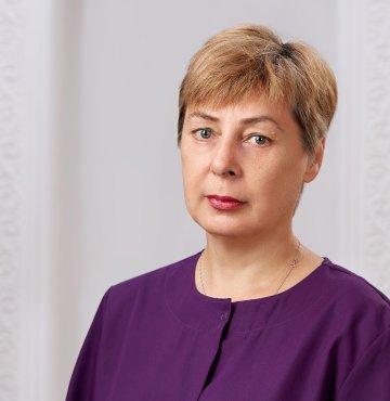 Щетініна Тетяна