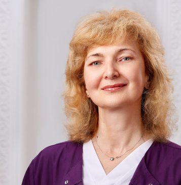 Дачківська Регіна Василівна