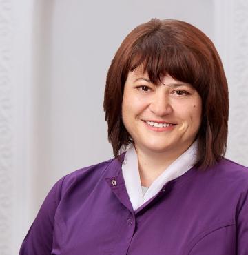 Масловська Лілія Сергіївна