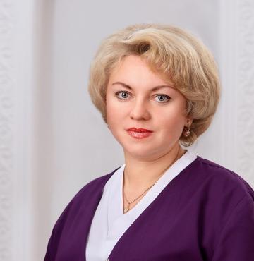 Свіжа Наталія Володимирівна