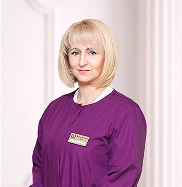 Іваніцька Олена Василівна